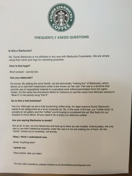 dumbstarbucks