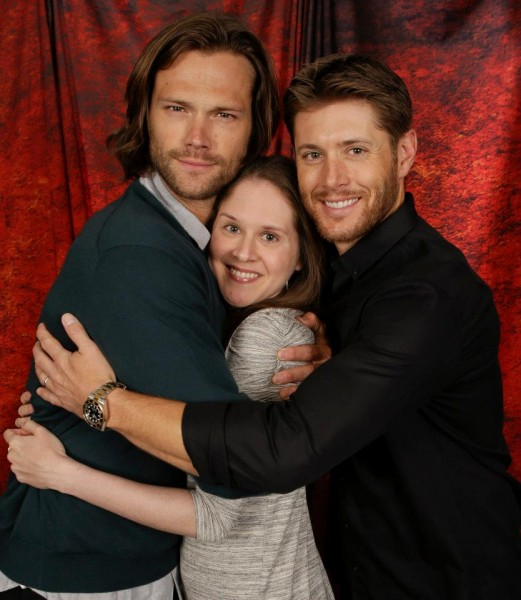 supernatural convention meet and greet