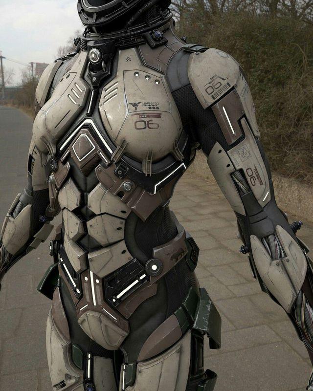 my spectre armor