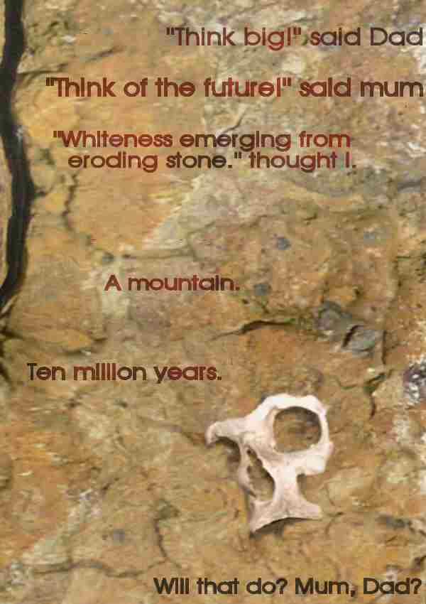 Eroding Stone