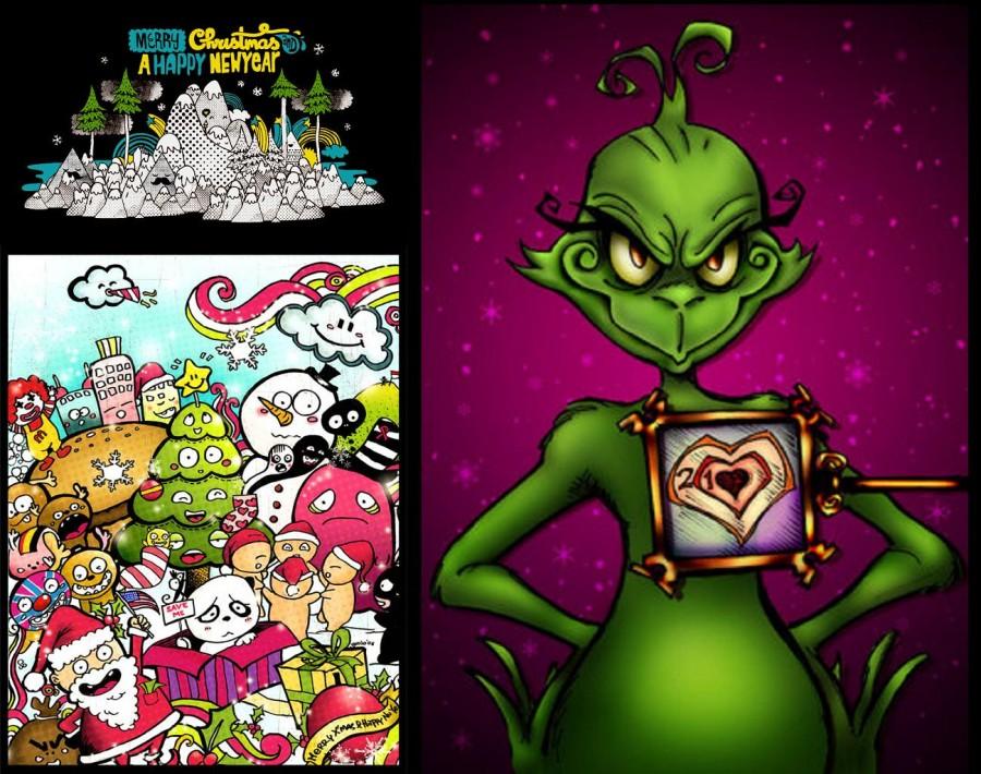Grinch & Art