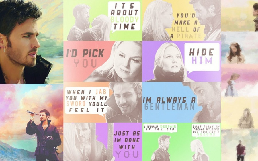 Captain swan altered