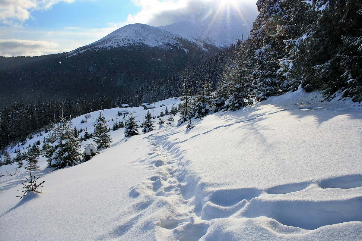 Відпочинок в горах — гірськолижний туризм