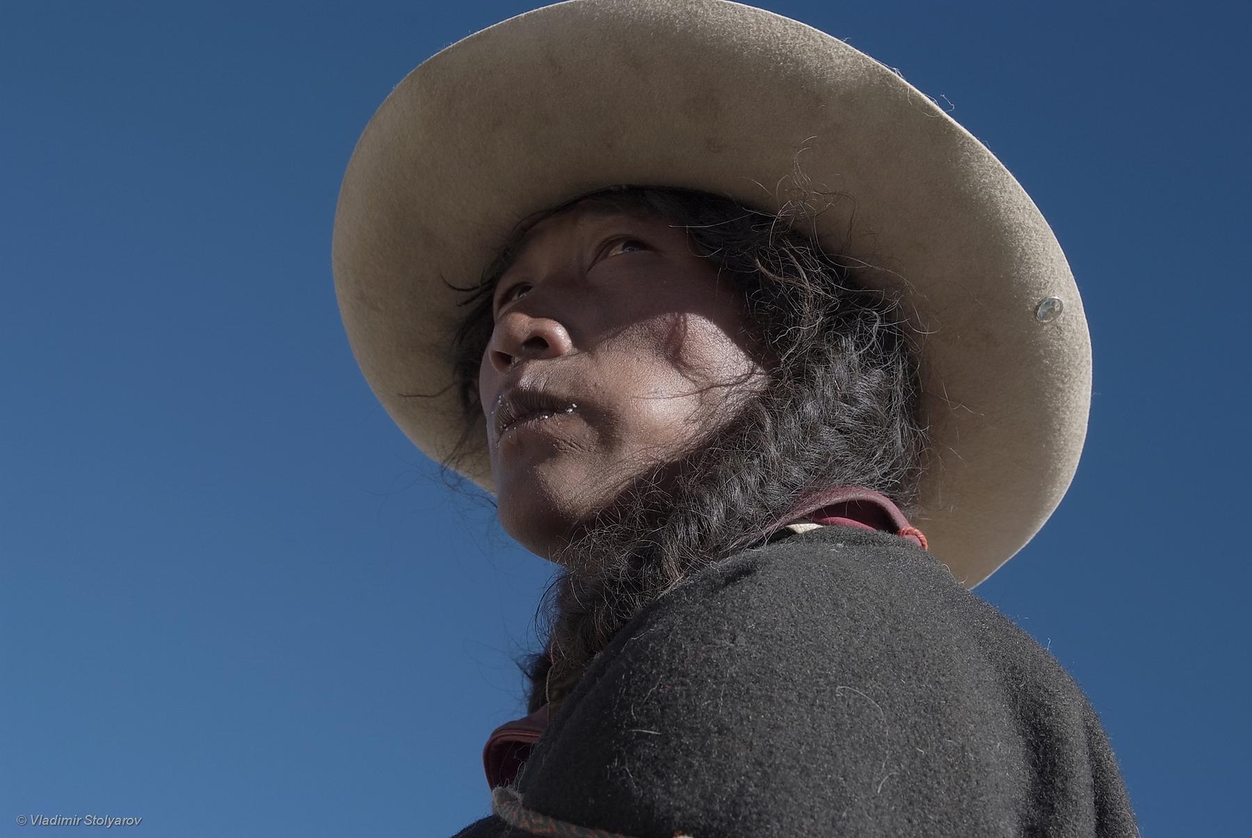 Тибет, Кайлас, перевал Дролма-ла