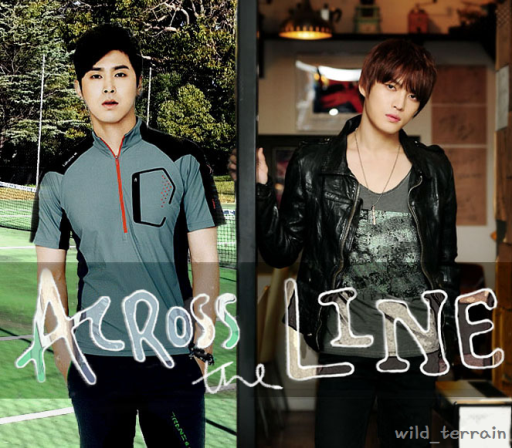 Across the Line - full banner 512x448