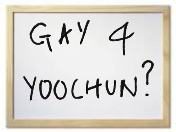 gay 4 yoochun