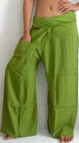 штаны тайского рыбака купить