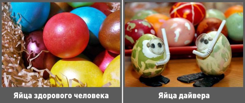 Diver's-eggs
