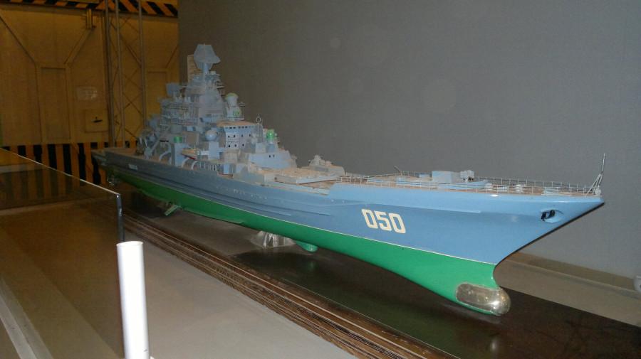 обшивка подводной лодки