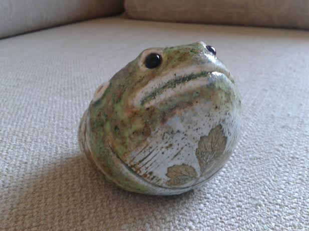 окарина-лягушка
