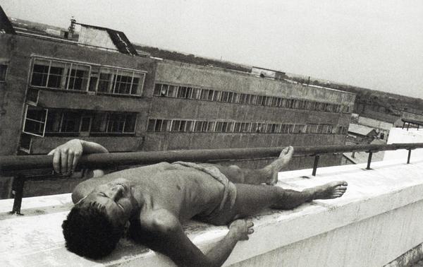 Александр Родченко. Совдепия 1932. Студгородок в Лефортово.
