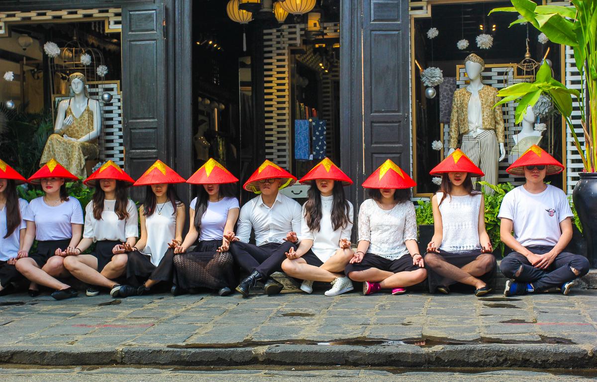 Я в Азии. Коронавирус- повод стать всем здоровее