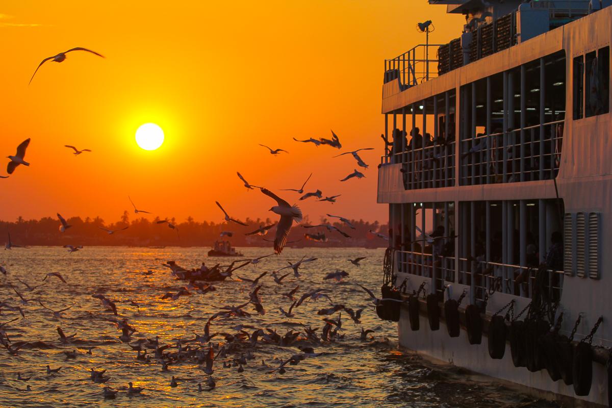 Закатываем в Мьянме