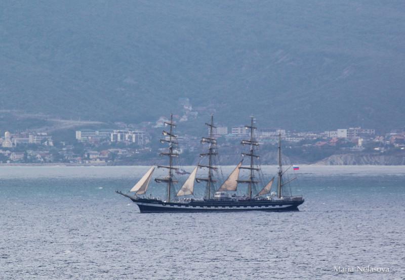 Цемесская бухта, Новороссийск