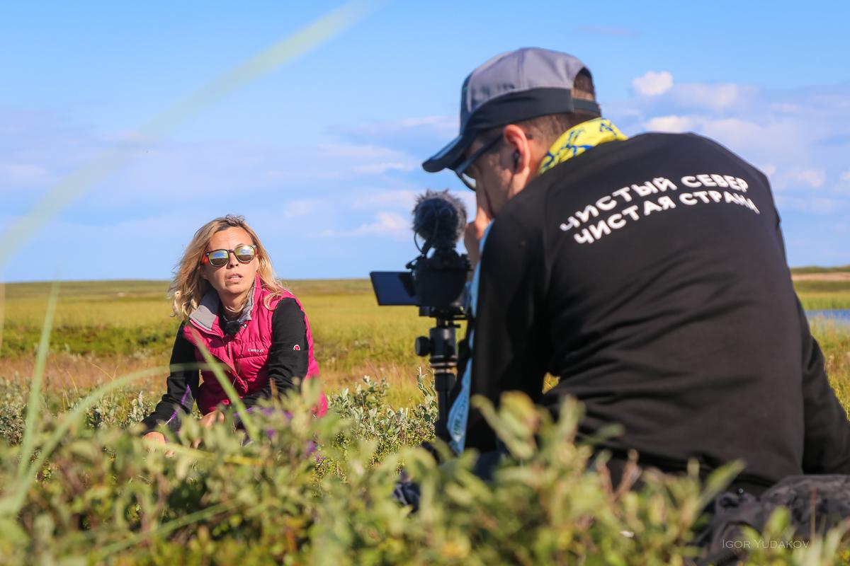 Проект Чистый Север, фотография из блога Марии Неласовой https://windtravel.livejournal.com/