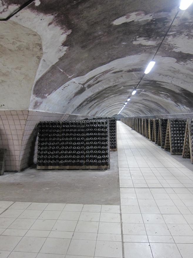 Abrau Durso Tunnels