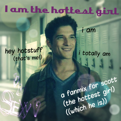 i am the hottest girl cover