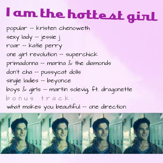 hottest girl trackmix2