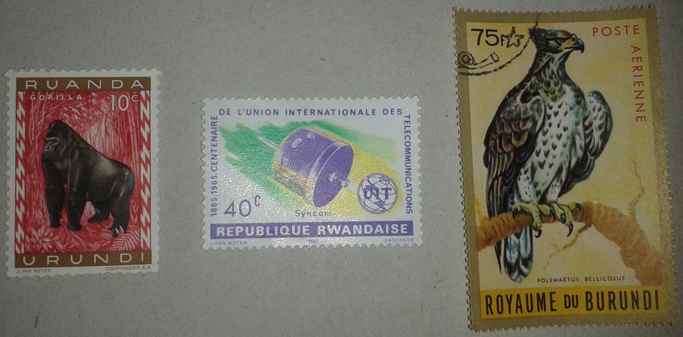 Ruanda Urundi