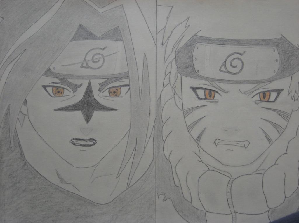 Naruto vs. Sasuke 2