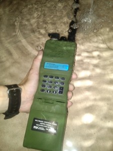 TRI ANPRC-152 Multiband Inter Intra Team Radio HARRIS FALCON III (IPS) (IPX-7) 22