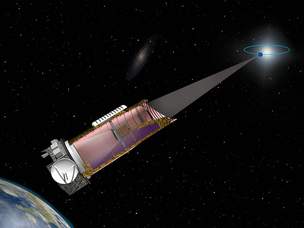 kepler spacecraft feature - 1000×750