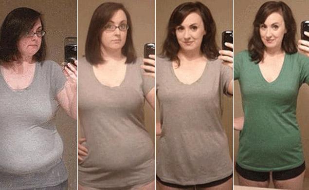 Как похудеть с 50 до 40 кг