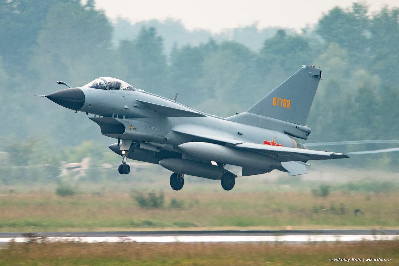 Китайские ВВС в Толмчёво