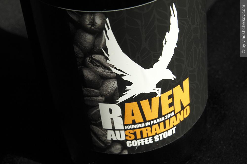 RAVEN Australiano Coffee Stout