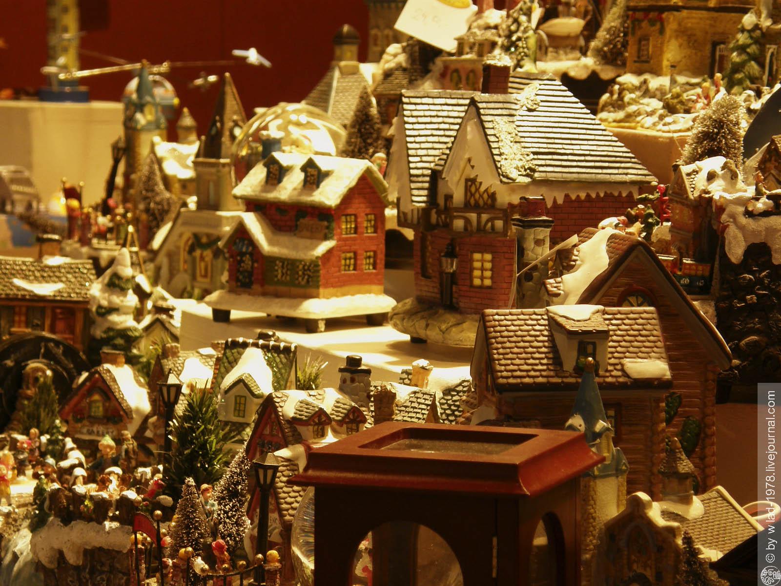 Зальцбург, Рождество 2008