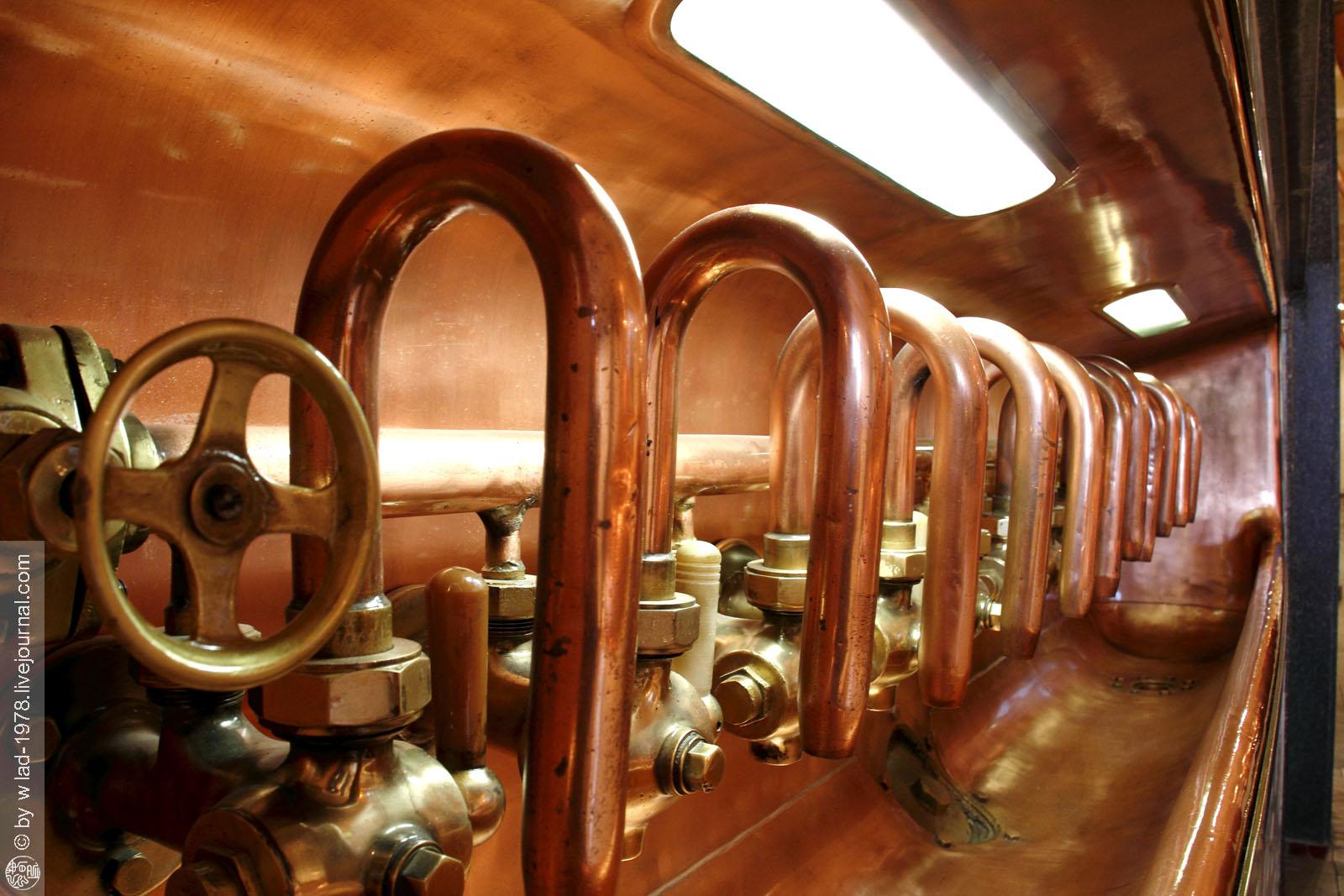 Prohlídka Pilsner Urquell, Pilsner Urquell, Stará varna