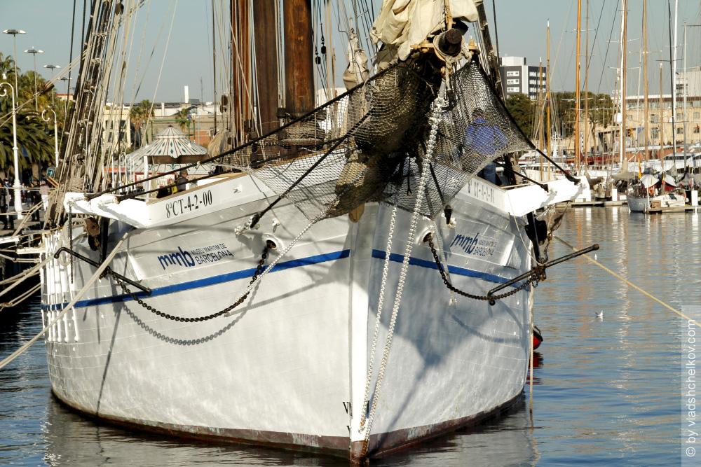 Museu Maritim de Barcelona MMB