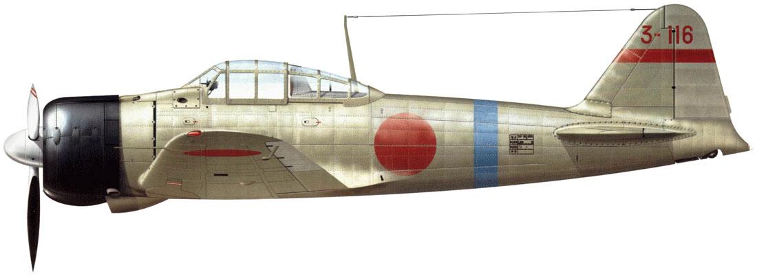 A6M Zeke Zero