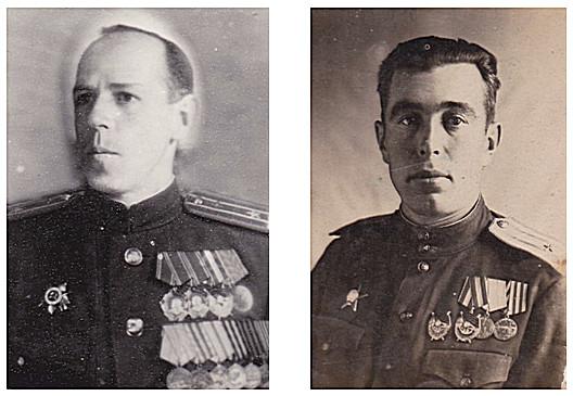Стогин и Горбунов