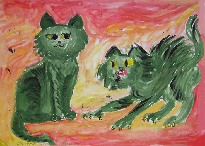 Две-черты-котенка-мурзика-В