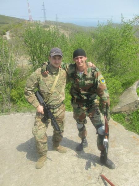 Ветераны Второй чеченской кампании