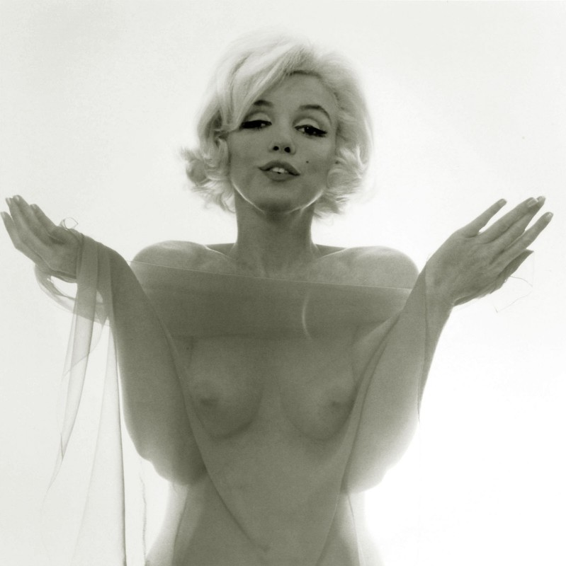 The naked truth marilyn monroe nudes photo collection