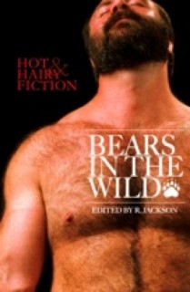 Bears in the Wild front cover