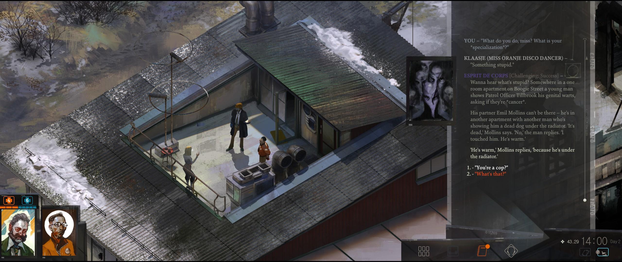 """""""three bad ass men nodding, stoically"""" - обзор disco elysium содержание: картинки,платформа: pc,форма: обзор,рубрика: игры как искусство,disco elysium"""
