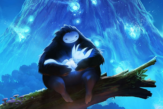 ori-and-the-blind-forest-bear-and-cub-artwork-official
