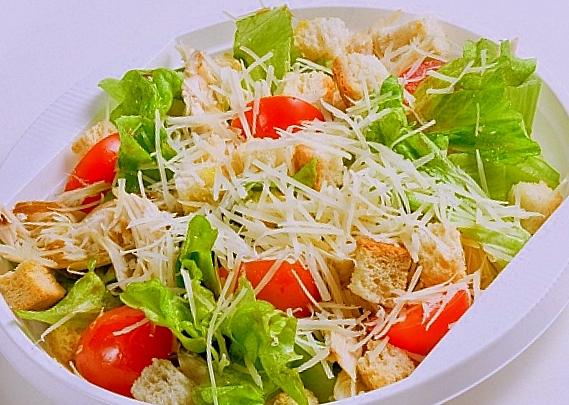 салат цезарь классический рецепт с пошаговым фото