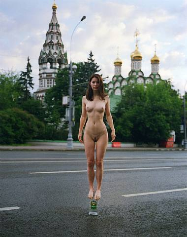 фото голых девушек в москве