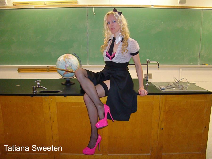 С учительницей фото 20873 фотография