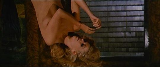 Nude scene fron barbarella