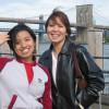 With Tita Annie