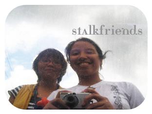 stalk friends