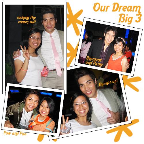 Our Dream Big 3