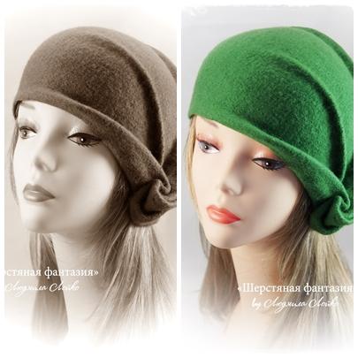 Комба шляпка 2