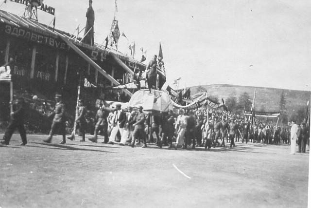 Фотографии магаданского геолога о Дальстрое 30-40-х годов