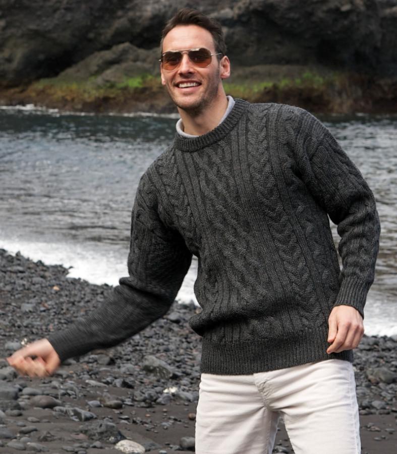 Пуловер С Косами Мужской С Доставкой